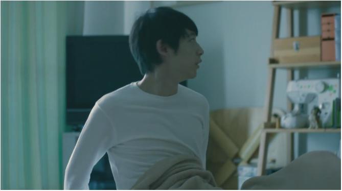 シグナル,坂口健太郎,寝起き