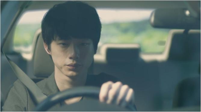 シグナル,坂口健太郎,ドライブ