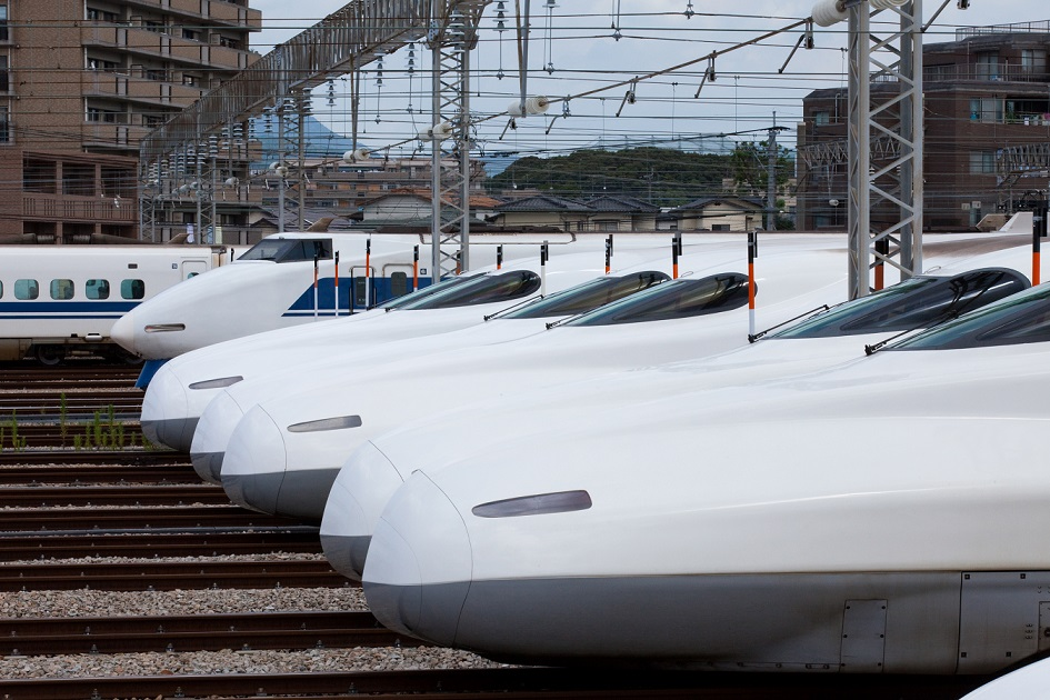 新幹線,こだま